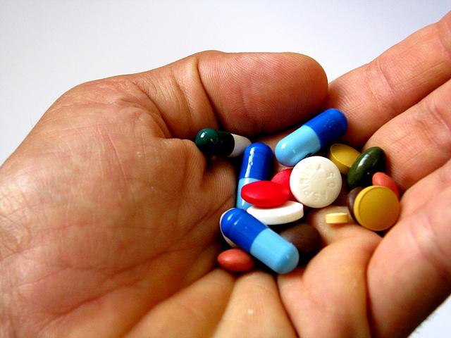 Was sind Antibiotika?